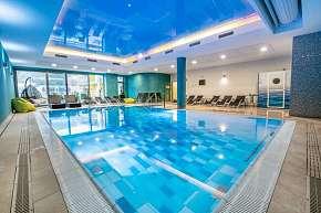 15% Luxusní wellness pobyt v hotelu Panorama **** v…