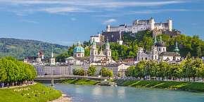 48% Moderní hotel Wolfgang's v Salzburgu pro 2…