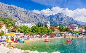 39% Chorvatsko: 8 denní pobyt pro jednoho v Baška…