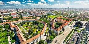 42% Špičkový Holiday Inn ve Vídni s dechberoucím 360…