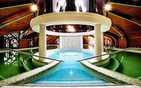 33% Zalakaros: 3–6 denní pobyt pro DVA v Hotel Park…