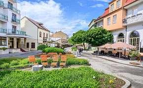 36% Penzion Alegro v nejoblíbenějším lázeňském městě…