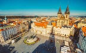 31% Praha: 2–8 denní pobyt pro DVA v apartmánech Old…