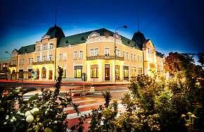 15% Pobyt s polopenzí v historickém hotelu Lev*** s…