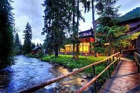 35% Vysoké Tatry: 3–5 denní pobyt pro DVA v hotelu…