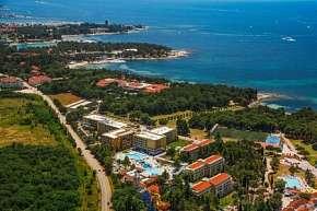 25% Chorvatsko, Istrie: 11 denní pobyt v Sol Garden…