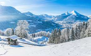 37% Bavorské Alpy: 4–8 denní pobyt pro DVA v…