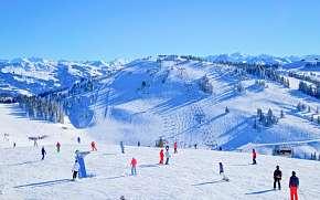 42% Rakouské Alpy: 4–6 zimní pobyt pro DVA v v Hotelu…