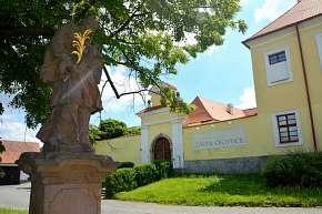 0% Čechtice: 2–6 denní pobyt pro DVA v barokním…
