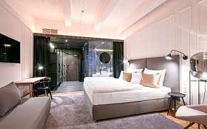 50% Praha: 2–7 denní luxusní pobyt pro DVA s výhledem…