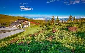 45% Rakousko: 3–8 dennní pobyt pro DVA v Korutanech,…
