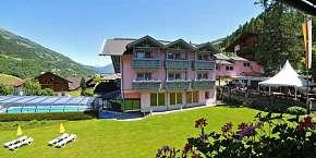 46% Rakousko: 3–8 dennní pobyt pro DVA v hotelu…