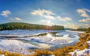 50% Krušné hory: 2–7 denní  pobyt pro DVA blízko…