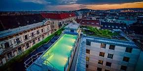 57% Působivý hotel Continental **** v historickém…