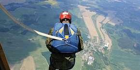 Sleva 8% - Základní parašutistický výcvik zakončený samostatným seskokem z letadla na letišti…