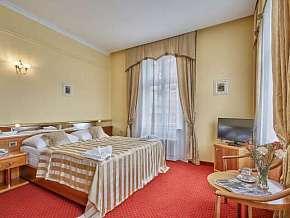 34% Spa hotel Sirius**** v historickém centru…