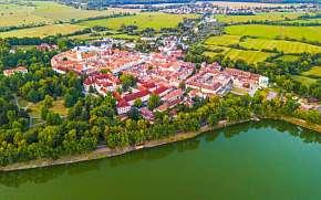 43% Jižní Čechy: 3–8 denní pobyt pro DVA v Třeboňském…