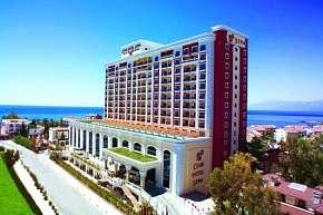 41% Turecko, Antalya: 8 denní pobyt v hotelu Club…