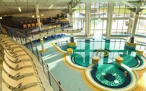 50% Maďarsko: Harmónia Hotel ***superior v krásném…