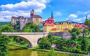 50% Karlovarsko: 2–8 denní pobyt pro DVA u Karlových…
