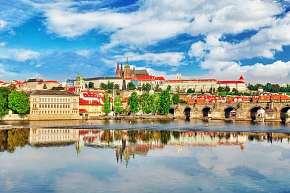 Sleva na pobyt 0% - Praha: 2–5 denní pobyt pro DVA v historickém centrum…