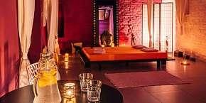 Sleva 39% - Romantické wellness s vířivkou a infrasaunou jen pro vás dva v iRelax studiu v Praze…