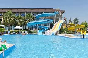42% Turecko, Side: 15 denní pobyt v hotelu Otium…
