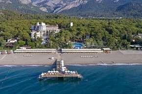 59% Turecko, Kemer: 8 denní pobyt v hotelu Seven Seas…