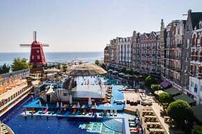 44% Turecko, Kemer: 8 denní pobyt v resortu Orange…