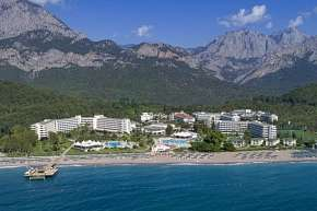 58% Turecko, Kemer: 8 denní pobyt v resortu Mirage…