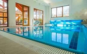 42% Jeseníky: 3–8 denní pobyt pro DVA v Hotelu Praděd…