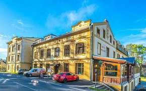 54% Zlaté Hory v Jeseníkách: 2–8 denní pobyt pro DVA…