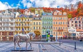 50% Karlovy Vary: 3–8 denní pobyt pro DVA v Hotelu…