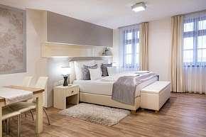 25% Relax v luxusních apartmánech přímo v historickém…