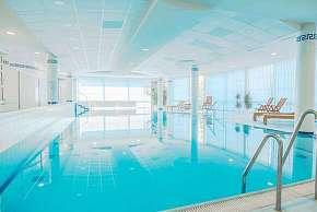 30% Hotel Prosper s polopenzí i vstupem do bazénu a…