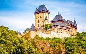 50% Střední Čechy: 2–8 denní pobyt pro DVA naproti…