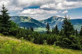 37% Podzimní Krkonoše nedaleko Sněžky s polopenzí a…