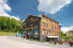33% Hotel U Kabinky**** přímo u lanovky na Černou…