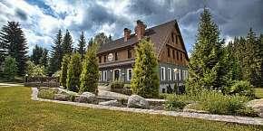 36% Podzimní barvy Jizerských hor z hotelu Perla…