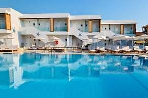 58% Řecko, Kréta: 4 denní pobyt v Lavris se snídaní.