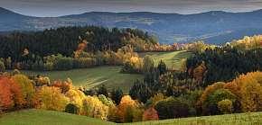 37% Kouzelné babí léto na Šumavě na skok od Lipna v…