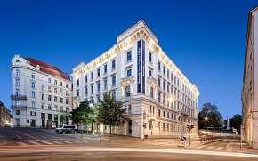 45% Brno přímo v centru: 3–8 denní pobyt pro DVA v…