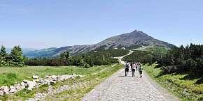 28% Horský pobyt v Krkonoších na chatě Malá…