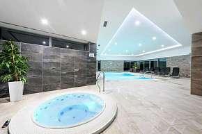 36% Dokonalý odpočinek s neomezeným vstupem do bazénu…
