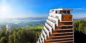 16% Relax v hotelu Panorama **** u Štrbského plesa s…