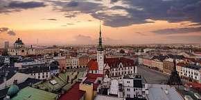 48% Dovolená v hanácké metropoli s pohodlím hotelu…