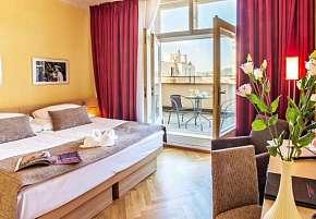 0% Pobyt v srdci Prahy v hotelu Amarilis**** jen…