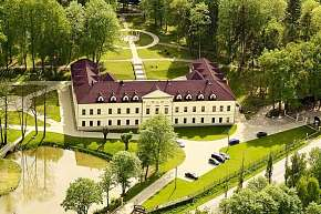 33% Romantický pobyt v Chateau Kynšperk s neomezeným…