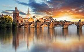 32% Praha přímo v centru: 2–6 denní pobyt pro DVA v…