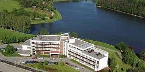 36% Hotel Adamantino*** u Luhačovické přehrady s…